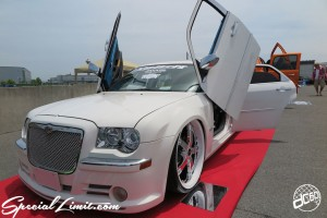 X-5 Cross Five Osaka Extreme Super Show 2014 USDM Special Limit.com MONSTER ENERGY CHRYSLER 300C Gianelle