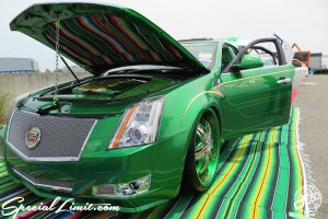 X-5 Cross Five Osaka Extreme Super Show 2014 USDM Special Limit.com MONSTER ENERGY Cadillac CTS
