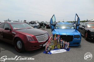 X-5 Cross Five Osaka Extreme Super Show 2014 USDM Special Limit.com MONSTER ENERGY Cadillac CTS CHRYSLER 300C