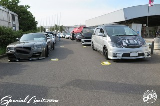 CUSTOM PARTY Vol.6 Port Messe Nagoya LEROY EVENT CHRYSLER 300C TOYOTA ESTIMA