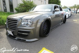 CUSTOM PARTY Vol.6 Port Messe Nagoya LEROY EVENT CHRYSLER 300C