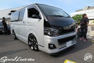 CUSTOM PARTY Vol.6 Port Messe Nagoya LEROY EVENT Sound Contest TOYOTA HIACE