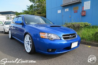 CUSTOM PARTY Vol.6 Port Messe Nagoya LEROY EVENT Sound Contest SUBARU Legacy