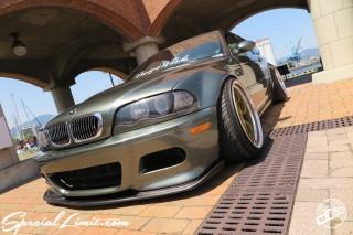 Shizuoka Luxury Special Vol.6 SLS Marin Park T-Factory dc601 Special Limit.com Slammed USDM Mt.Fuji BMW E46 M3 Stance