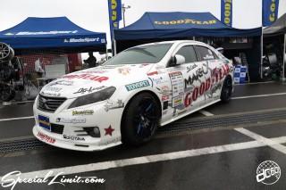 MOTOR GAMES Fuji Speed Way FISCO FOMURA Drift Japan Slammed Custom PADOCK TOYOTA MARKX GOOD YEAR WedsSport