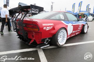 MOTOR GAMES Fuji Speed Way FISCO FOMURA Drift Japan Slammed Custom NISSAN 180SX Rocket Bunny