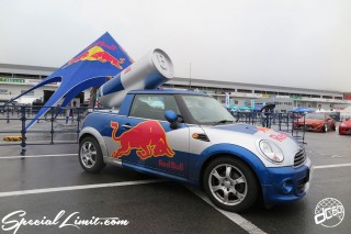 MOTOR GAMES Fuji Speed Way FISCO FOMURA Drift Japan Slammed Custom Red Bull BMW MINI Cooper