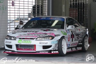 MOTOR GAMES Fuji Speed Way FISCO FOMURA Drift Japan Slammed Custom NISSAN SILVIA Muc-Off