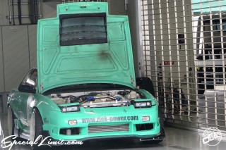 MOTOR GAMES Fuji Speed Way FISCO FOMURA Drift Japan Slammed Custom NISSAN 180 SX Ziek Power