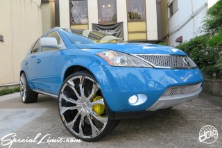 "NISSAN Z50 MURANO REBEL Blue LEXANI LUST 26"" Lightning Yellow E&G Classic Grilles RS☆R Adjustable Coil Over Apple Silver FOCAL U-topia Be Speaker Wolfix Brake Cover USDM dc601 Custom Special Limit Pastel Bros"