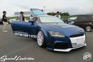 STANCENATION Japan G Edition 祭 Elvis Skender FUJI SPEEDWAY FISCO USDM JDM Slammed Custom Car Geibunsha Audi TT Coupe