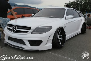 STANCENATION Japan G Edition 祭 ‎Elvis Skender FUJI SPEEDWAY FISCO USDM JDM Slammed Custom Car Geibunsha M-BENZ CL Faith