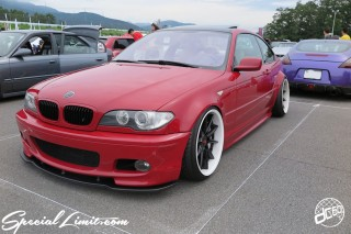 STANCENATION Japan G Edition 祭 ‎Elvis Skender FUJI SPEEDWAY FISCO USDM JDM Slammed Custom Car Geibunsha BMW E46 Coupe Widebody