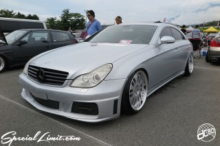 STANCENATION Japan G Edition 祭 ‎Elvis Skender FUJI SPEEDWAY FISCO USDM JDM Slammed Custom Car Geibunsha Mercedes Benz CLS CARPAKIS FORGED DESIGN