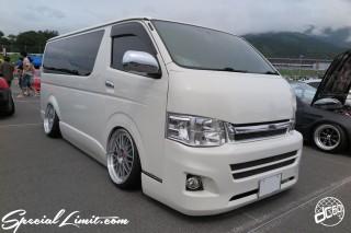 STANCENATION Japan G Edition 祭 Elvis Skender FUJI SPEEDWAY FISCO USDM JDM Slammed Custom Car Geibunsha TOYOTA HIACE