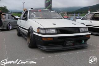 STANCENATION Japan G Edition 祭 Elvis Skender FUJI SPEEDWAY FISCO USDM JDM Slammed Custom Car Geibunsha TOYOTA AE86 LEVIN TRD WATANABE 8Spork
