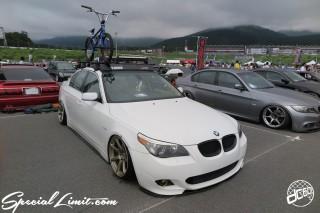 STANCENATION Japan G Edition 祭 Elvis Skender FUJI SPEEDWAY FISCO USDM JDM Slammed Custom Car Geibunsha BMW E60 THULE