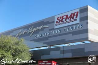 SEMA Show 2014 Las Vegas Convention Center dc601 Special Limit