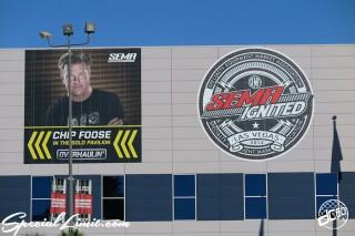 SEMA Show 2014 Las Vegas Convention Center dc601 Special Limit CHIP FOOSE