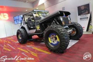 SEMA Show 2014 Las Vegas Convention Center dc601 Special Limit CHRYSLER JEEP Wrangler