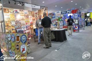 SEMA Show 2014 Las Vegas Convention Center dc601 Special Limit Sign Bord Shop