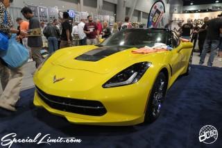 SEMA Show 2014 Las Vegas Convention Center dc601 Special Limit CHEVROLET Corvette C7