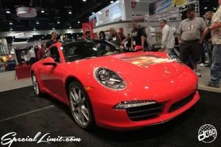 SEMA Show 2014 Las Vegas Convention Center dc601 Special Limit PORSCHE 911