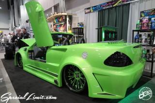 SEMA Show 2014 Las Vegas Convention Center dc601 Special Limit Custom Car Audio Wide Body Mercedes Benz Swap ASANTI