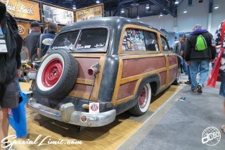 SEMA Show 2014 Las Vegas Convention Center dc601 Special Limit LAID BACK Classic Woodie
