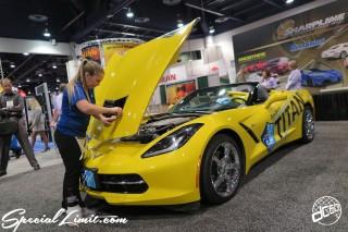 SEMA Show 2014 Las Vegas Convention Center dc601 Special Limit CHEVROLET Corvette