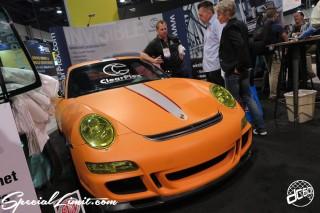 SEMA Show 2014 Las Vegas Convention Center dc601 Special Limit ClearPlex PORSCHE 911