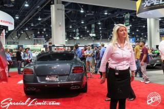 SEMA Show 2014 Las Vegas Convention Center dc601 Special Limit BENTLEY