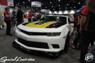 SEMA Show 2014 Las Vegas Convention Center dc601 Special Limit CHEVROLET CAMARO Z28