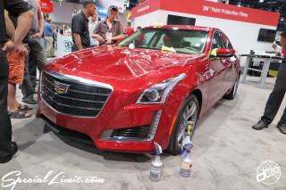 SEMA Show 2014 Las Vegas Convention Center dc601 Special Limit Cadillac 3M