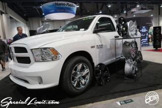 SEMA Show 2014 Las Vegas Convention Center dc601 Special Limit DODGE RAM1500