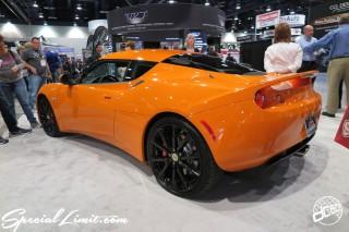 SEMA Show 2014 Las Vegas Convention Center dc601 Special Limit LOTUS