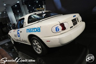 SEMA Show 2014 Las Vegas Convention Center dc601 Special Limit MAZDA MX-5 Roadster