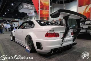 SEMA Show 2014 Las Vegas Convention Center dc601 Special Limit BMW E46 M3 Wide Body VOLTEX