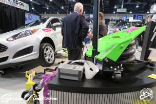 SEMA Show 2014 Las Vegas Convention Center dc601 Special Limit Garage