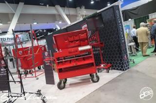 SEMA Show 2014 Las Vegas Convention Center dc601 Special Limit GOLIATH Garage Tools
