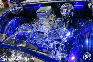 SEMA Show 2014 Las Vegas Convention Center dc601 Special Limit CHEVROLET 1959 IMPALA Engine