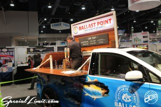 SEMA Show 2014 Las Vegas Convention Center dc601 Special Limit KIA BALLAST POINT