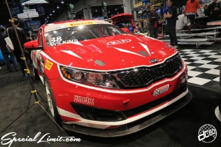 SEMA Show 2014 Las Vegas Convention Center dc601 Special Limit KIA