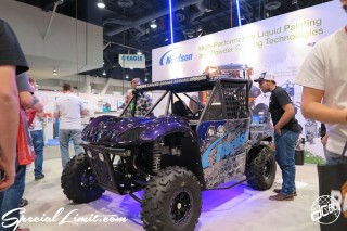 SEMA Show 2014 Las Vegas Convention Center dc601 Special Limit Nordson
