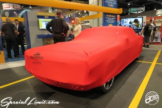 SEMA Show 2014 Las Vegas Convention Center dc601 Special Limit