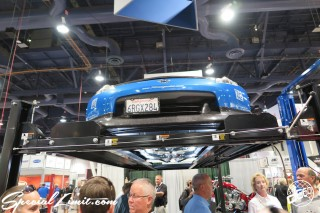 SEMA Show 2014 Las Vegas Convention Center dc601 Special Limit NISSAN Fairlady Z33