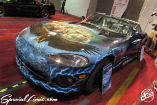 SEMA Show 2014 Las Vegas Convention Center dc601 Special Limit DODGE VIPER