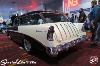 SEMA Show 2014 Las Vegas Convention Center dc601 Special Limit CHEVROLET BelAir CORVETTE LS2