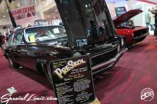 SEMA Show 2014 Las Vegas Convention Center dc601 Special Limit CHEVY VEOA PRESKOL '72
