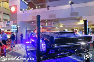 SEMA Show 2014 Las Vegas Convention Center dc601 Special Limit DODGE Charger R/T